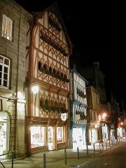 Maison du 16e siècle - English: Gwengamp. Tiez. P1010112