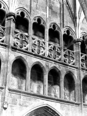 Eglise Notre-Dame - French art historian, medievalist, archaeologist and photographer