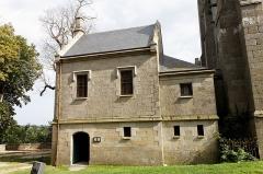 Eglise Notre-Dame - Français:   Sacristie de la collégiale Notre-Dame à Lamballe (Côtes d\'Armor).