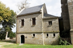 Eglise Notre-Dame - Français:   La collégiale Notre-Dame à Lamballe (Côtes d\'Armor).