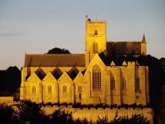 Eglise Notre-Dame - Français:   Collégiale de Lamballe (22)