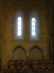 Eglise Notre-Dame - Croisillon nord de la collégiale Notre-Dame-de-Grande-Puissance de Lamballe (22).