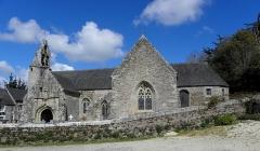 Eglise Saint-Loup - Français:   Église Saint-Loup de Lanloup (22). Façade méridionale.