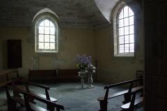 Eglise Saint-Jean-du-Baly - Français:   Église Saint-Jean-du-Baly de Lannion: chapelle des fonts baptismaux.