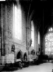 Ruines de l'ancien prieuré royal de Saint-Magloire -
