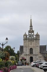 Eglise Saint-Jean-Baptiste - Français:   Église Saint-Jean-Baptiste de Léardieux (Côtes d\'Armor, 22)