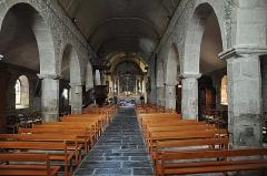 Eglise Saint-Jean-Baptiste - Français:   Église Saint-Jean-Baptiste de Lézardieux ((Côtes d\'Armor]], 22)