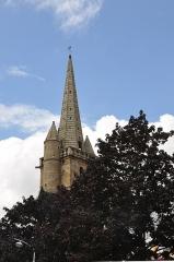 Ancienne église - Français:   Ancienne église de Paimpol (Côtes d\'Armor, 22)