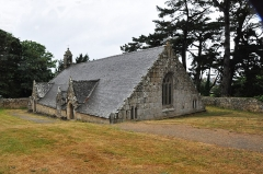 Chapelle de Port-Blanc - English: Chapel in Brittany (France).