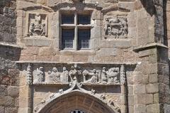 Chapelle de Notre-Dame de la Clarté - English: Brittany (France)