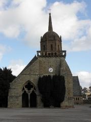 Eglise Saint-Jacques - Français:   Église Saint-Jacques de Perros-Guirec (22). Façade occidentale.