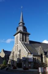 Eglise Saint-Malo - Français:   Église Saint-Malo,  (Inscription, 1926)