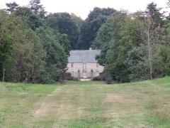 Manoir de Boisgelin, ou Château-Hôtel de Coatguelen -  Manoir de Boisgelin, Pléhédel