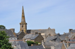 Eglise Sainte-Catherine - English: Brittany (France)