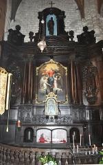 Eglise Notre-Dame du Roncier - Brezhoneg: Diabarzh iliz Rostrenn.