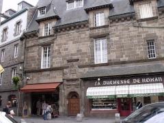 Hôtel de Rohan - Español: Hôtel de Rohan, Saint-Brieuc