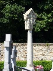 Croix du nouveau cimetière - Français:   Croix du 16ème siècle.