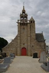 Eglise Saint-Quémeau de Locquémeau - Brezhoneg: Iliz Sant Kemo e Tredraezh-Lokemo.