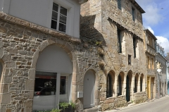 Maison du 16e siècle - English:   House in Brittany (France)
