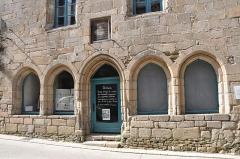 Maison du 16e siècle - Français:   Maison classée à Tréguier (Côtes-d\'Armor,22)