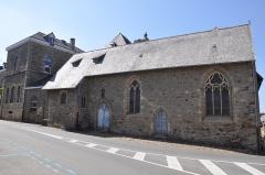 Couvent des Augustines (ancien Hôtel-Dieu) - English: Tréguier (France, Brittany)