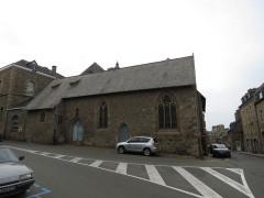 Couvent des Augustines (ancien Hôtel-Dieu) -  Couvent des Augustines, Tréguier