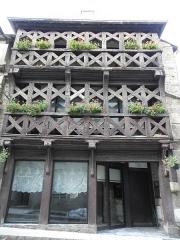 Maison - Français:   Maison sise 12 Rue Colvestre à Tréguier (22).