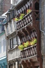 Maison - Français:   Maison, Tréguier (Côtes-d\'Armor, 22)