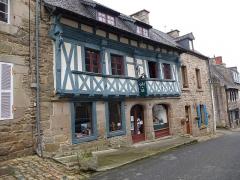Maison du 16e siècle -  maison ancienne de treguier