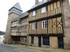 Maison -  maisons anciennes de treguier