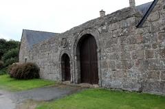 Manoir de Kérépol - Français:   Portail du manoir de Kérépol à Plouaret en Côtes-d\'Armor.
