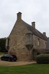 Manoir de Kérépol - Français:   Pignon Sud-Est du manoir de Kérépol à Plouaret en Côtes-d\'Armor.