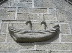 Eglise Saint-Raymond, ou Saint-Rumon - Français:   Église Saint-Raymond d\'Audierne (29).