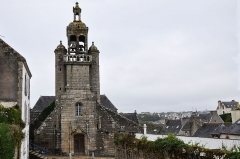 Eglise Saint-Raymond, ou Saint-Rumon - English: Church in Audierne (France, Brittany) 2015