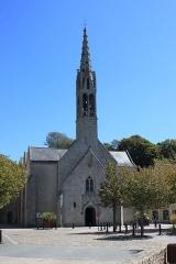 Eglise, dite église du Port ou église Saint-Thomas - Français:   Église Saint-Thomas Becket, Fr-29-Bénodet.