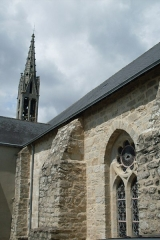 Eglise, dite église du Port ou église Saint-Thomas - This building is inscrit au titre des monuments historiques de la France. It is indexed in the base Mérimée, a database of architectural heritage maintained by the French Ministry of Culture,under the reference PA00089831 .