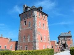 Tour Vauban - English: Vauban Tower (1689),Camaret-sur-Mer, France