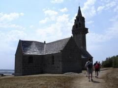Chapelle Notre-Dame de l'Ile Callot -  Chapelle Notre-Dame de Callot en Carantec (29)..