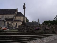 Cimetière - Español: Cementerio de Daoulas