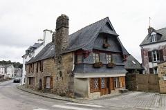 Maison du 16e siècle -  Un monument historique au Faou