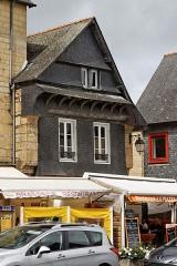 Maison -  Un monument historique au Faou