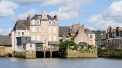 Pont de Rohan et maisons - Pont de Rohan