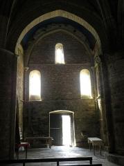 Chapelle Notre-Dame de Kernitron - Transept sud de la chapelle ND de Kernitron en Lanmeur (29).