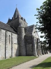 Chapelle Notre-Dame de Kernitron - Transept de la chapelle ND de Kernitron en Lanmeur (29).