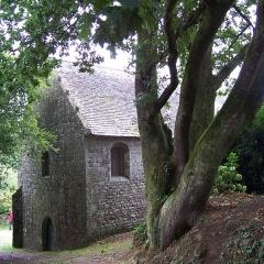 Chapelle Notre-Dame-de-Bonne-Nouvelle - Français:   Chapelle Notre Dame de Bonne Nouvelle, Locronan, Pays Glazik, Bretagne