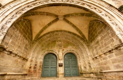 Eglise Saint-Ronan - Français:   Église Saint-Ronan (Classé)