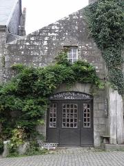 Hôtel Gauthier - Français:   Hôtel Gauthier à Locronan (29). Parcelle I 85.