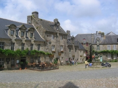 Immeuble - English: Locronan, Finistère, Brittany