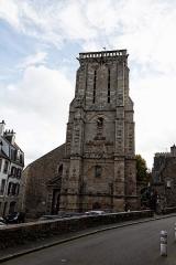 Eglise Saint-Mathieu -  Vue de l'église Saint-Mathieu à Morlaix.