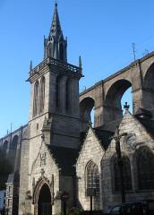 Eglise Saint-Mélaine -
